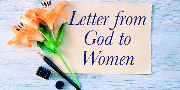 Letter from God to Women – shineblog2011