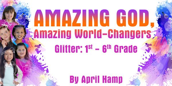 Amazing God World Changers
